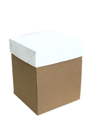 Caixa mista MB15 (15x15x18 cm) - embalagem com 20