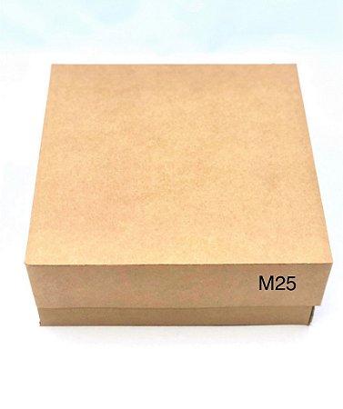 Caixa mista MT25 (25x25x10 cm) - embalagem com 20