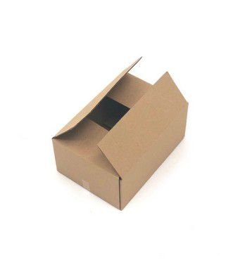 Caixa microondulada MTM1 (16x11x7 cm) - embalagem com 20