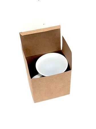 Caixa Caneca (11x8,5x10,5 cm) - embalagem com 20