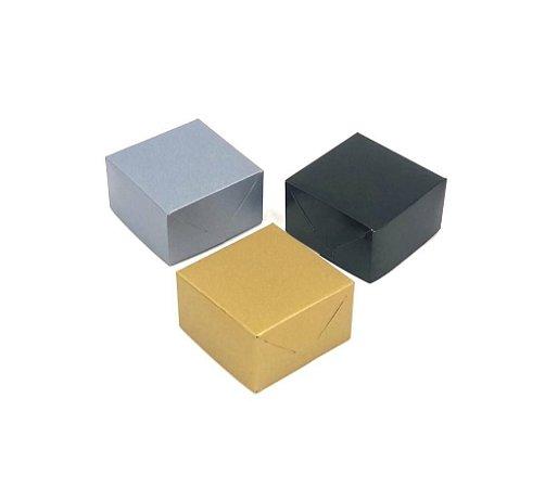 Caixa sem visor C7 (7x7x4 cm) - embalagem com 20