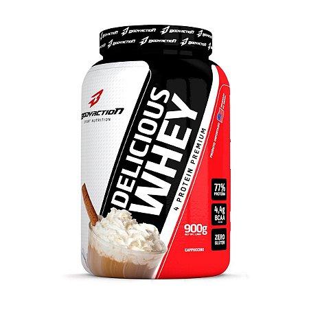 Delicious Whey - Body Action Sabor Cappuccino