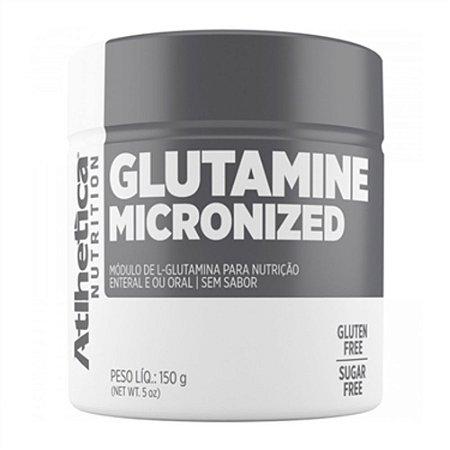 Glutamine Micronized 150g - Atlhetica Nutrition - Original