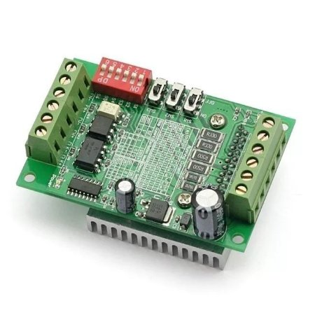 Driver Controlador Tb6560 3a Para Cnc - Motor De Passo