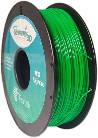 Filamento Pet-g 1,75 Mm 1kg - Verde (Green)