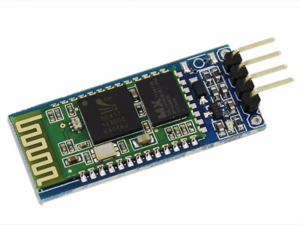 Módulo Bluetooth RS232 HC-06