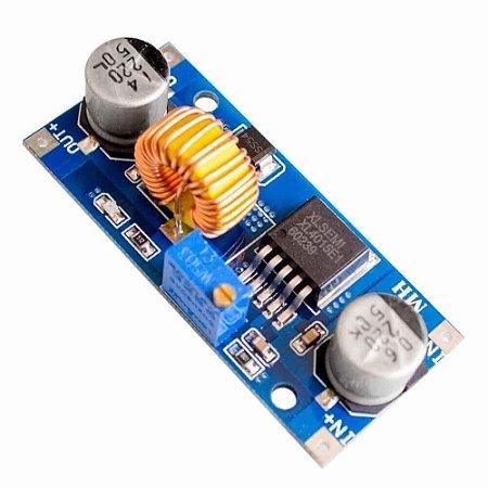Módulo Regulador de Tensão Step Down XL4015 - Conversor DC/DC 5A