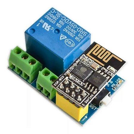 Módulo Relé WiFi ESP8266 - ESP01