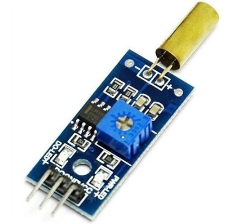 Módulo Sensor De Inclinação Para Arduino
