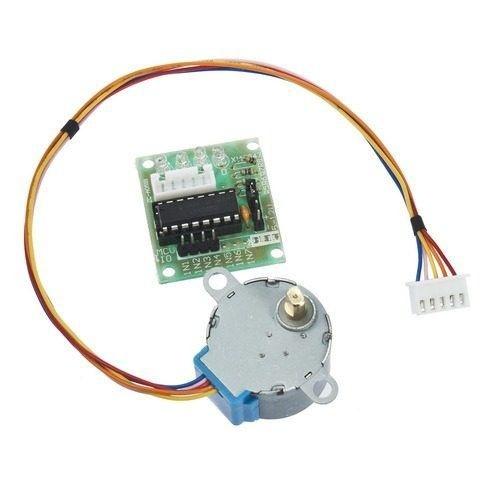 Motor de Passo 28BYJ-48 com controlador ( driver ULN2003 )
