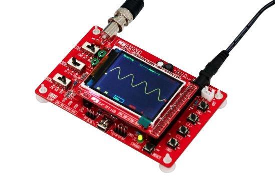 Osciloscópio Digital DSO138 Montado