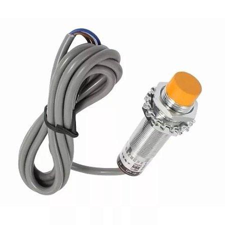 Sensor Capacitivo Npn Ljc18a3 18mm 10-36-vdc 3 Fios