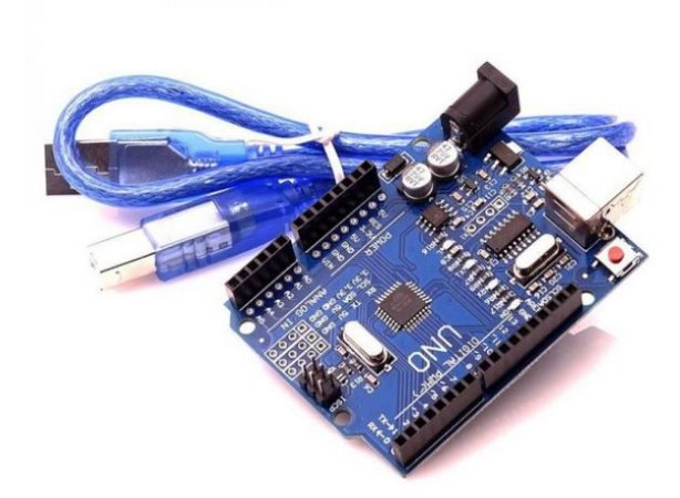 ARDUINO UNO CH340 SMD + CABO USB