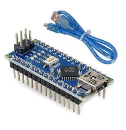 ARDUINO NANO CH340 + CABO USB