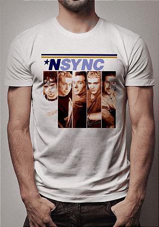 Camiseta NSync