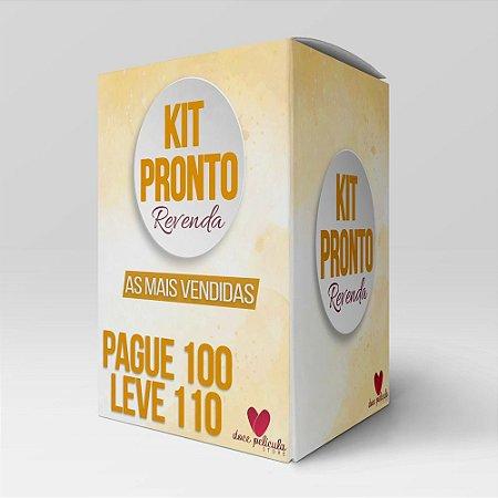 Kit Revenda 100 - Modelos Mais vendidos Pague 100 leve 110