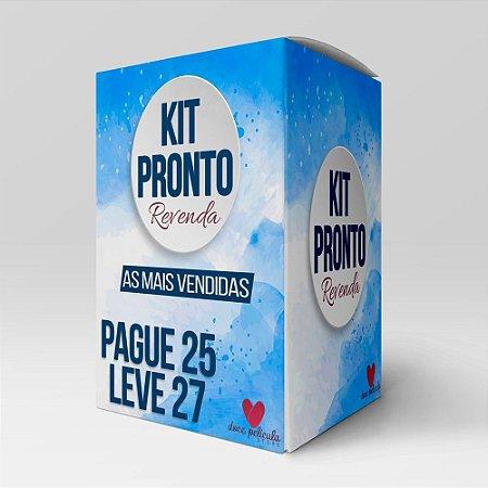 Kit Revenda 25 - Modelos Mais vendidos- Pague 25 leve 27