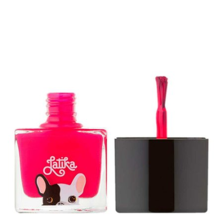 Esmalte Cremoso Latika - Puppy Cherry 9ml