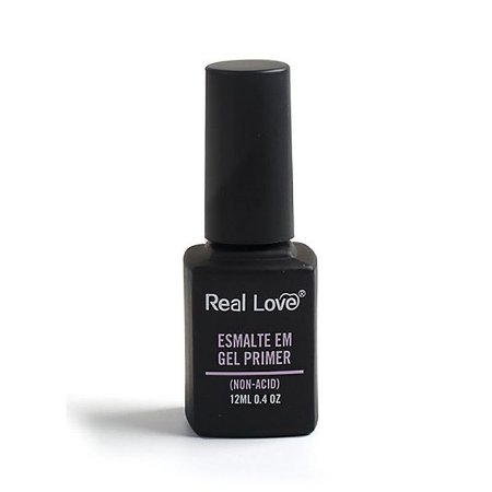 Esmalte Em Gel Primer Real Love