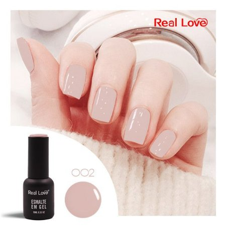 Esmalte Em Gel Real Love 002