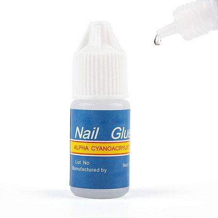 Cola de Unha Postiça Nail Glue - 3g