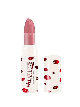 Batom Nude Lips Max Love 454
