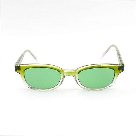 Óculos de Sol Vintage Sophie Verde