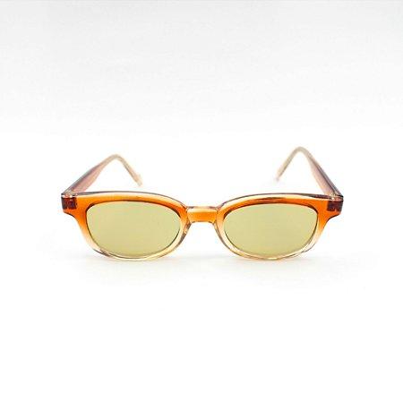 Óculos de Sol Vintage Sophie Laranja