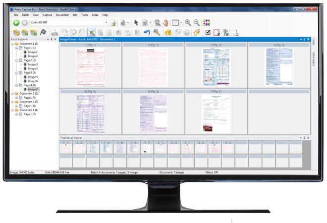 Alaris Capture Pro Software