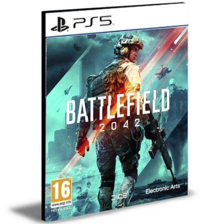 Battlefield  2042 Português PS5 PSN Mídia Digital - PRÉ-VENDA