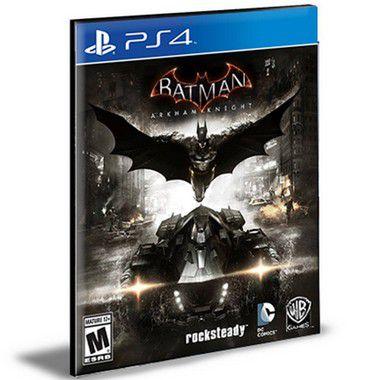 Batman Arkham Knight Ps4 e Ps5 Português Psn Mídia Digital