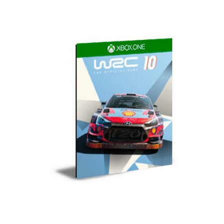 WRC 10  Xbox One MÍDIA DIGITAL