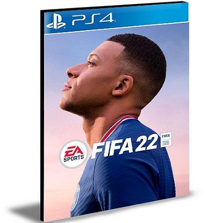 FIFA 22 Português Ps4 Psn Mídia Digital - PRÉ-VENDA