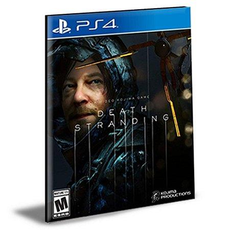 Death Stranding  Português   PS4 e PS5  PSN  MÍDIA DIGITAL