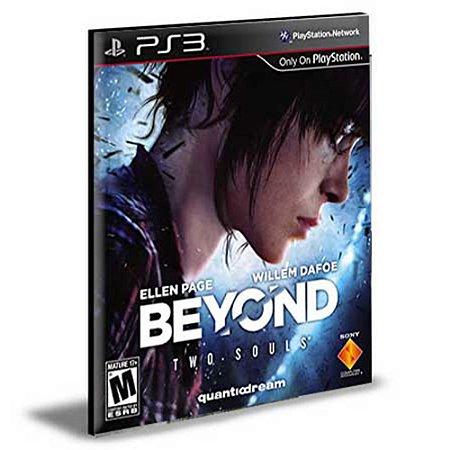 BEYOND TWO SOULS|PS3|PSN|MIDIA DIGITAL