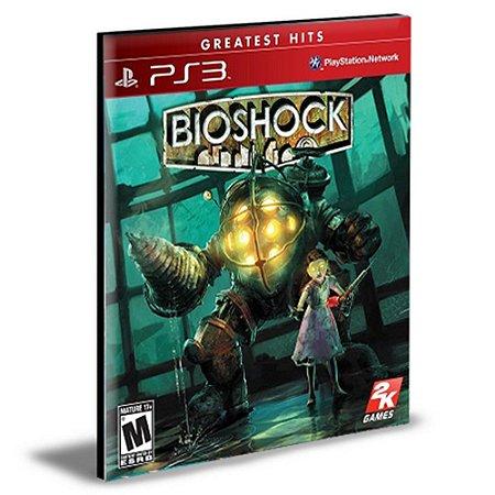 Bioshock PS3 PSN MIDIA DIGITAL