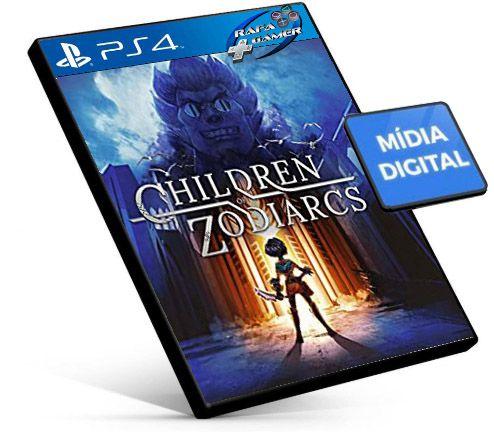 Children of Zodiarcs | Ps4 | Psn | Mídia Digital