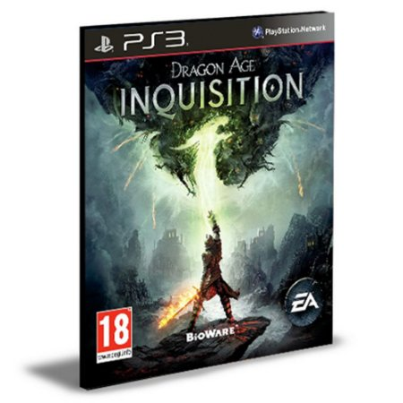 DRAGON AGE INQUISITION|PS3|PSN|MÍDIA DIGITAL