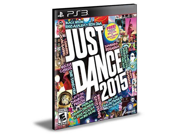 JUST DANCE 2015 PS3 PSN MÍDIA DIGITAL