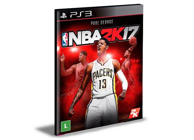 NBA 2K17|PS3|PSN|MÍDIA DIGITAL