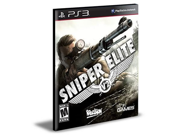 SNIPER ELITE V2| PS3 | PSN | MÍDIA DIGITAL