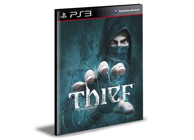 THIEF  PS3  PSN  MÍDIA DIGITAL
