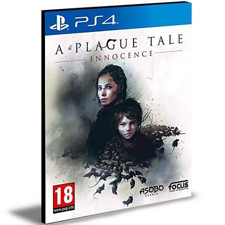 A Plague Tale Innocence  Ps4 e Ps5 Psn | Mídia Digital