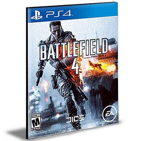 Battlefield 4 Português Ps4 e Ps5 Psn Mídia Digital