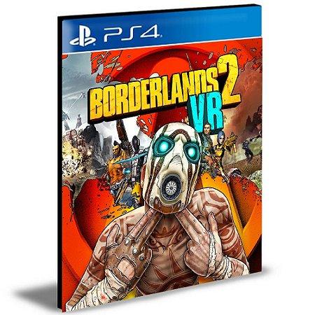 Borderlands 2 VR   Ps4   Psn   Mídia Digital