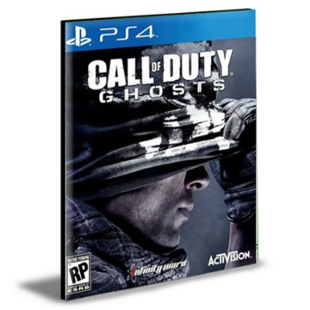 Call Of Duty Ghosts Gold Edition Português Ps4 e Ps5 Psn Mídia Digital