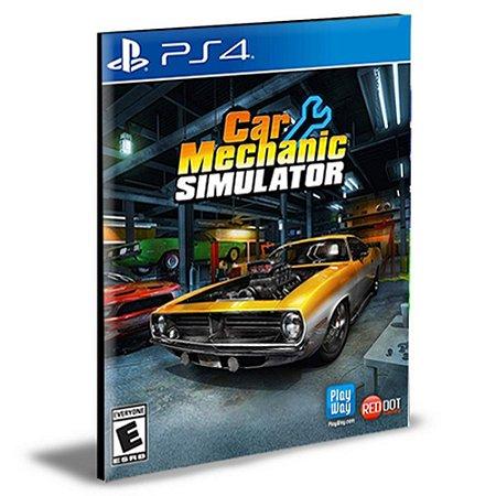 Car Mechanic Simulator Ps4 e Ps5 Psn Mídia Digital
