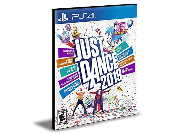 JUST DANCE 2019 PS4 PSN MÍDIA DIGITAL