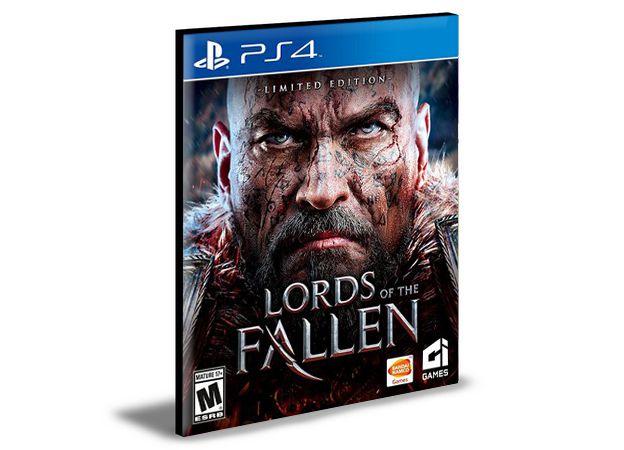 LORDS OF THE FALLEN PS4 PSN MÍDIA DIGITAL
