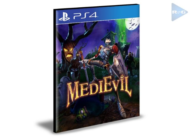 MEDIEVIL | PS4 | PSN | MÍDIA DIGITAL